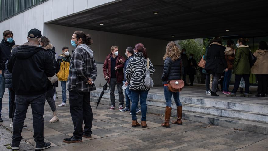 Casi 2.000 aspirantes se examinarán en Zamora a las oposiciones de Secundaria