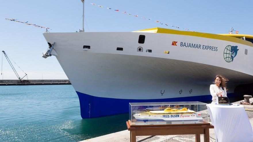 El Bajamar Express trasladó a 306.400 pasajeros en su primer año de servicio