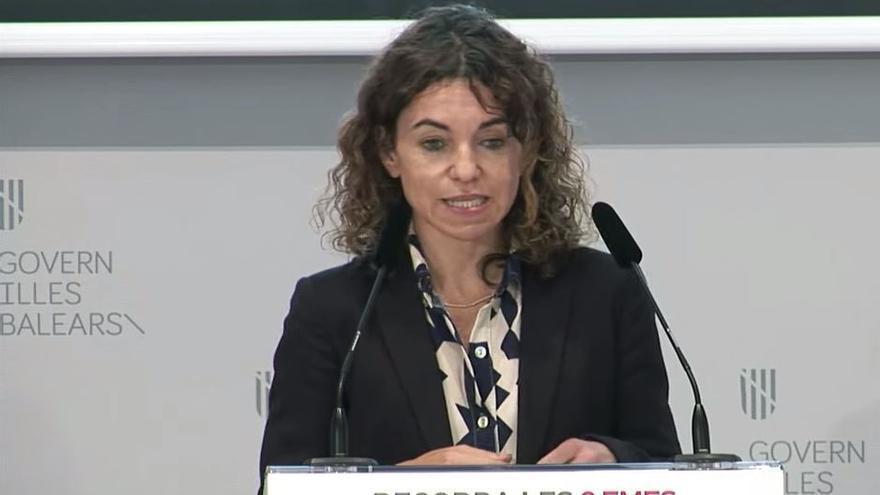 En directo   Rosario Sánchez explica los acuerdos del Consell de Govern extraordinario