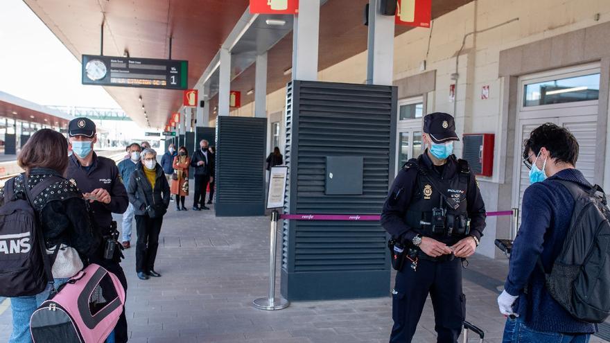 Policía y Guardia Civil vigilarán en Zamora las nuevas restricciones del coronavirus