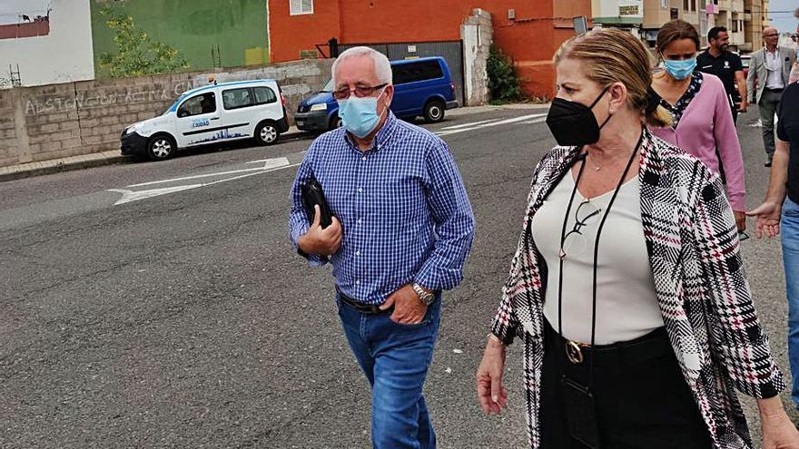 La ciudad prepara el reasfaltado de cinco calles en Almatriche
