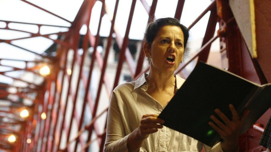 Mor l'actriu Cristina Cervià