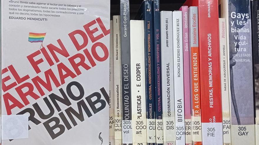 Estos son los libros de la polémica LGTBI en Castellón