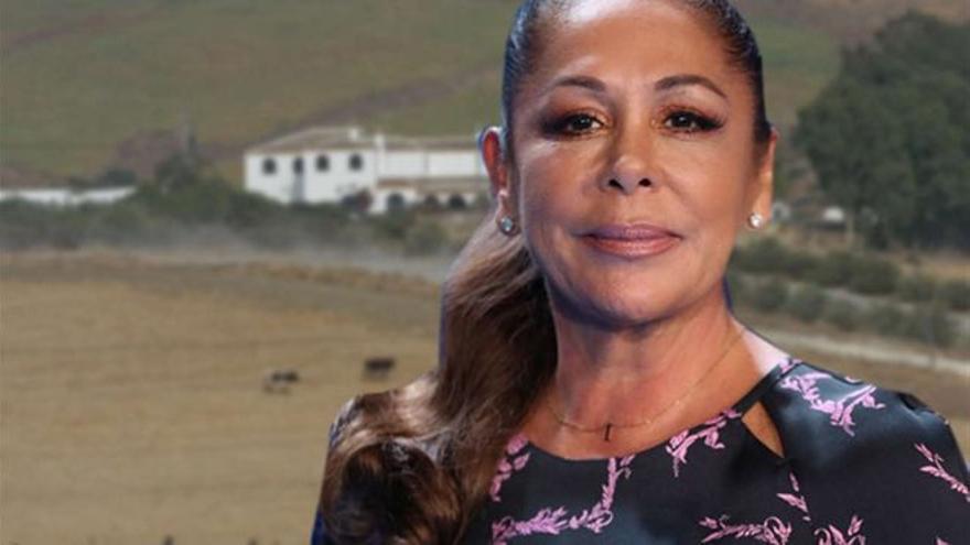 Isabel Pantoja, imputada por un delito de estafa