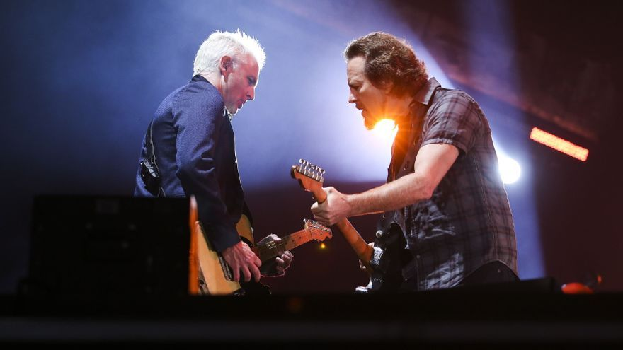 Pearl Jam pospone su gira europea al verano de 2022