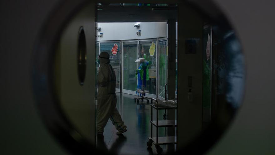 El Colegio de Médicos de Madrid plantea no aplicar la ley de eutanasia