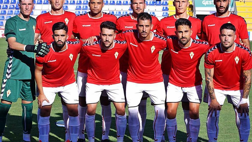 El nuevo viejo Real Murcia