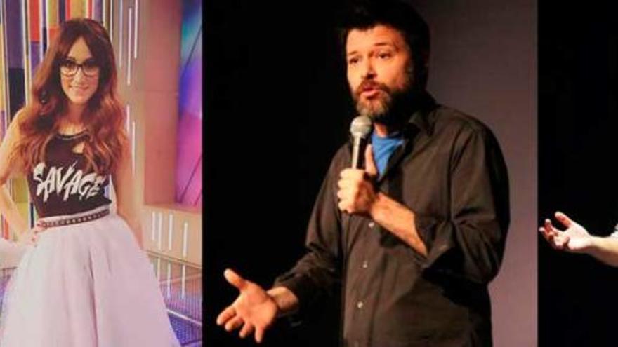 Una veintena de cómicos llegará a A Coruña en mayo con el EMHU