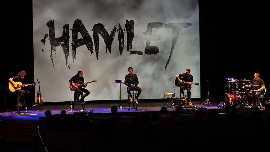 Hamlet ofrece en Zamora su espectáculo en acústico