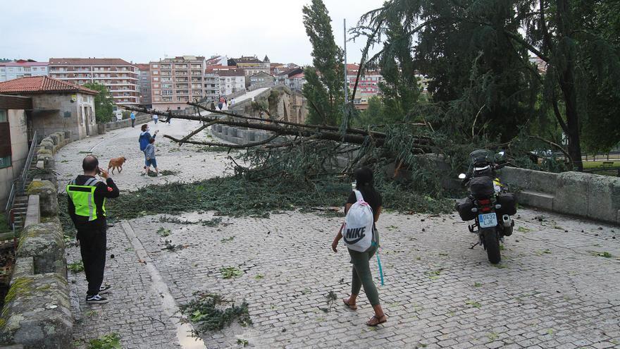 ¿Un tornado en Ourense?: los meteorólogos explican qué sucedió y si puede repetirse
