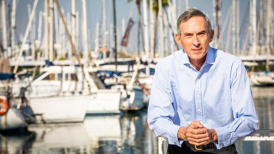 Pepe Martínez David, candidato a la presidencia de la Real Federación Española de Vela