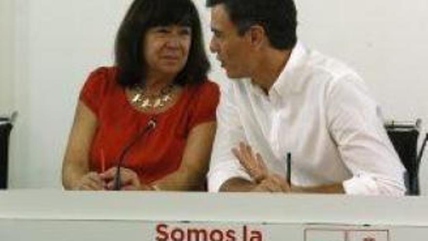El PSOE considera que l'1-O serà un «pur  i simple recompte sense cap valor jurídic»
