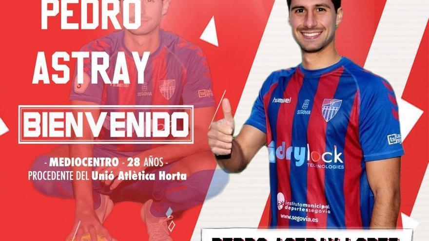 Zamora CF   Pedro Astray, nuevo mediocentro rojiblanco