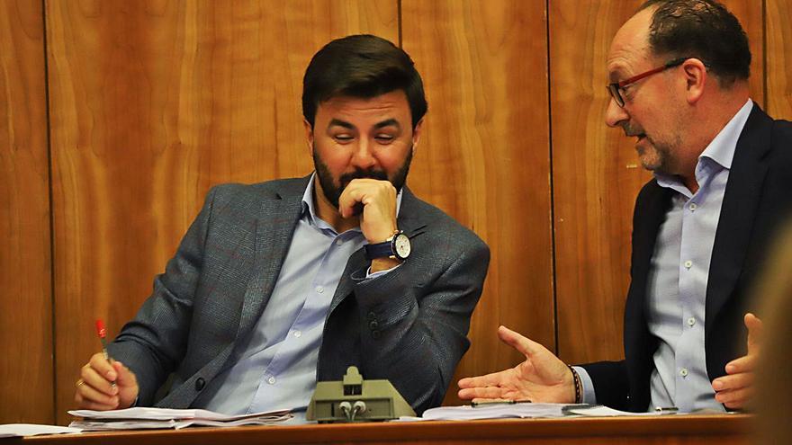 Cs deja solo al alcalde Bascuñana y tumba los presupuestos de Orihuela de este 2020