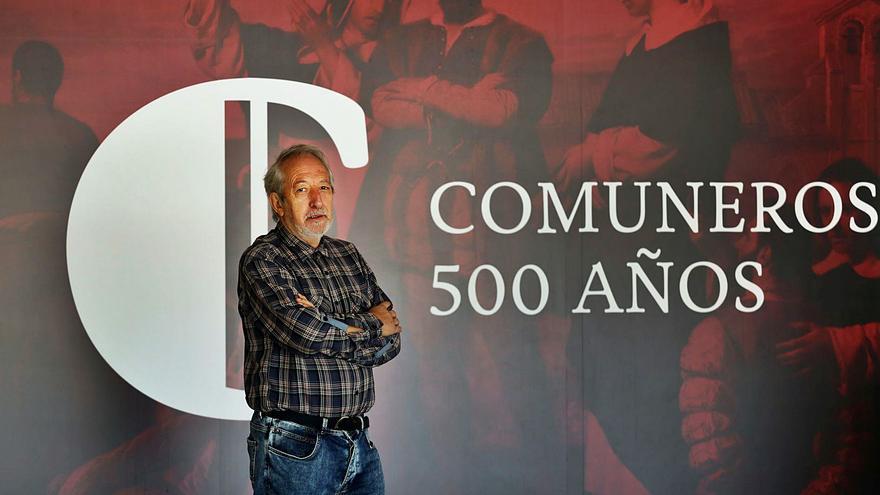 """""""Cada pieza de la exposición 'Comuneros. 500 años' es algo extraordinario"""""""