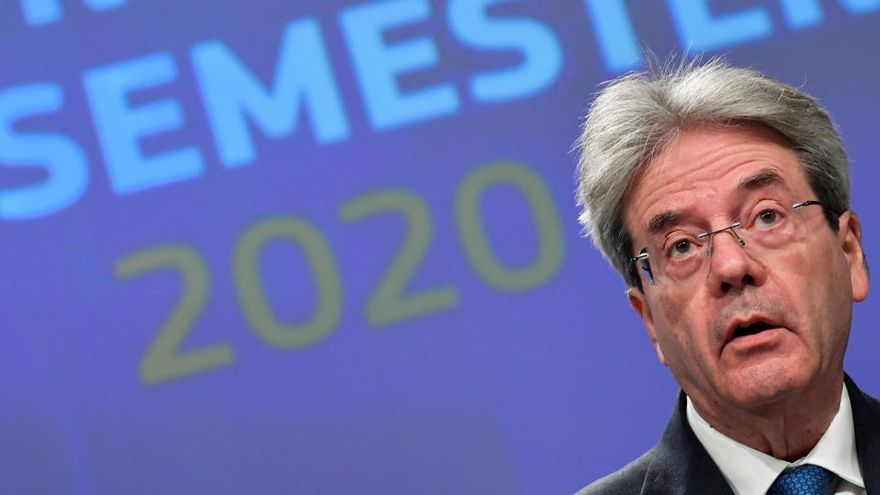 Bruselas confirma que las reglas de gasto continuarán en suspenso en 2021