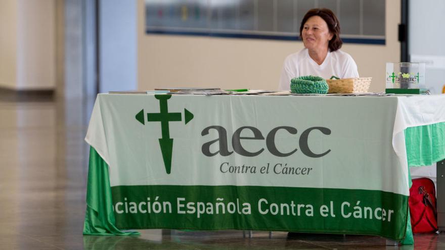 El 70% de las mujeres con cáncer de mama han perdido su salario según la AECC