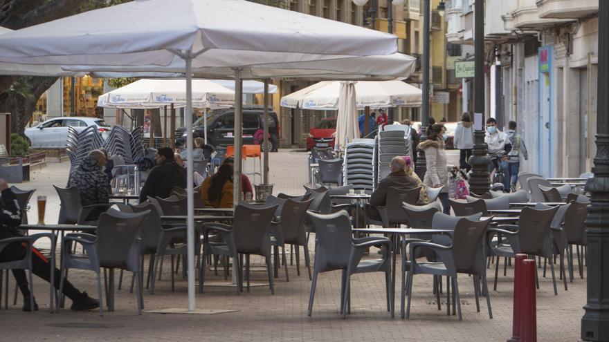 Cierre a las 22 y apertura al 50 % en interiores, la petición de los hosteleros a Sanitat