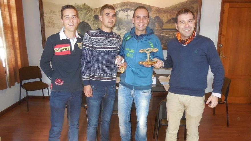 Judo Asturias fue protagonista en la gala nacional
