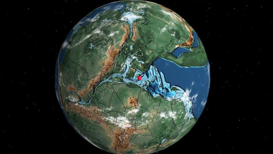 Dónde estaba València hace 600 millones de años