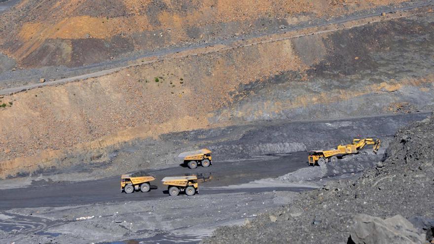 """""""Espacio Tormaleo"""", un proyecto para reactivar la zona minera de Ibias, prevé un teleférico"""
