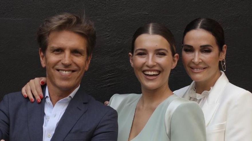 Alba Díaz, la hija de El Cordobés y Vicky Martín Berrocal, se gradúa