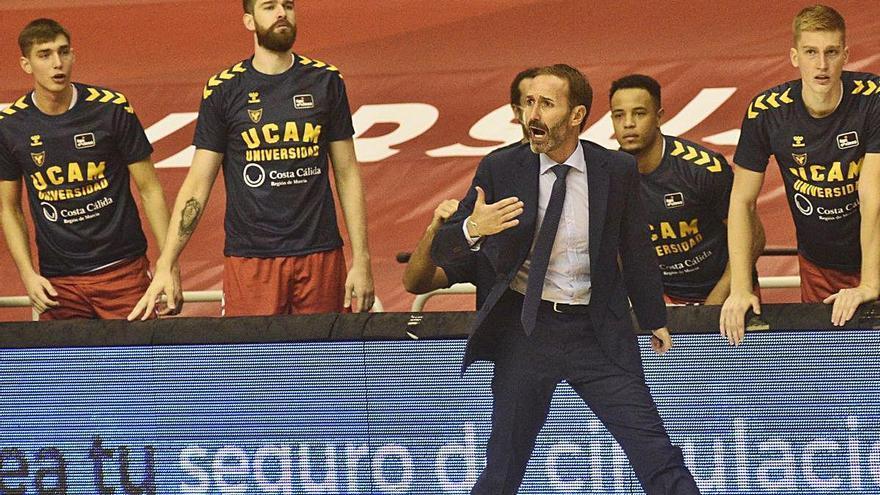 Sito Alonso: «Recuperar al equipo  en solo unos días tiene mucho mérito»
