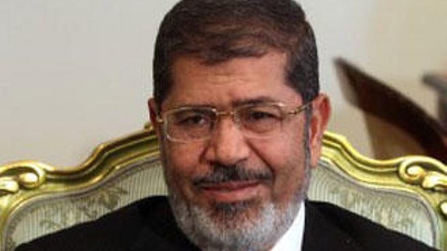 Anulada la condena a muerte contra Mohamed Mursi
