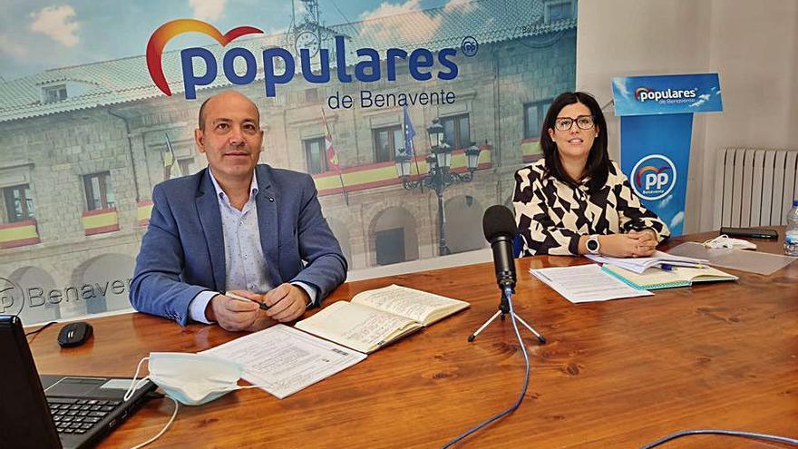 El Procurador insta al Ayuntamiento de Benavente a que se faciliten informes al PP