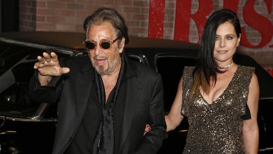 Meital Dohan rompe con Al Pacino por ser demasiado mayor