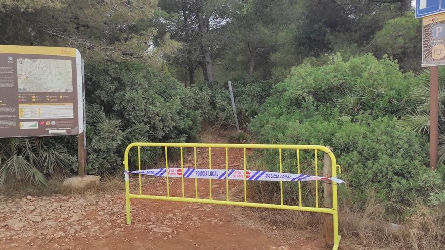 Dénia y Xàbia reabren las sendas y caminos del Montgó y la Cova Tallada