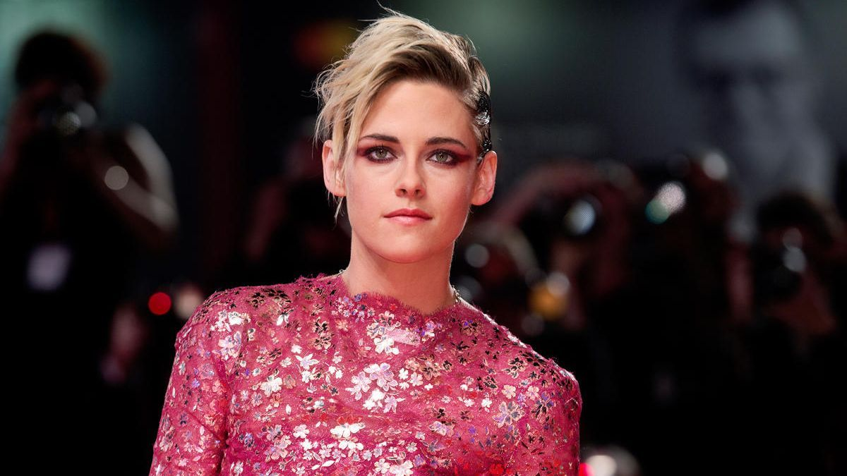Una imagen de la actriz Kristen Stewart.