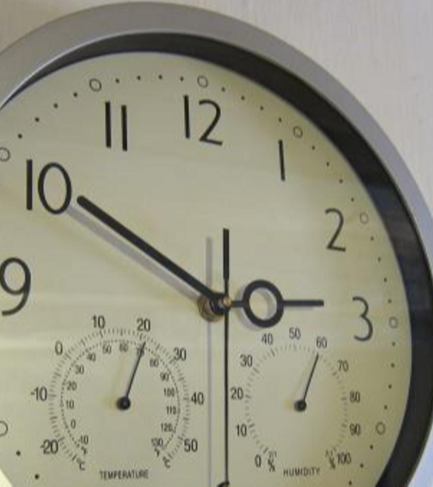 ENCUESTA | Si se elimina el cambio de hora en 2021, qué prefieres, ¿horario fijo de invierno o de verano?