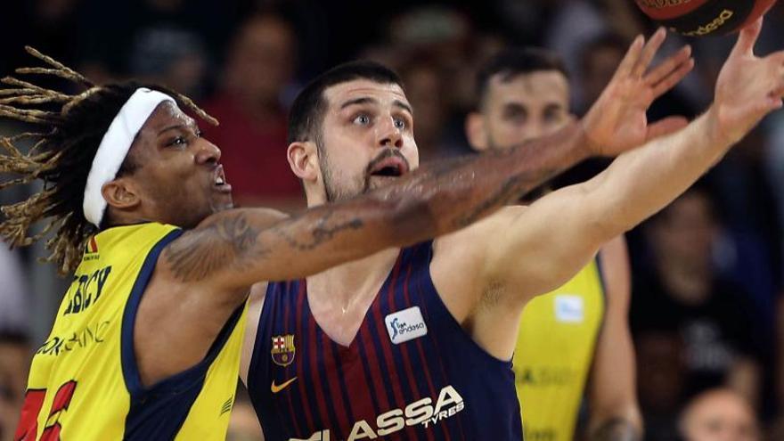 El Barcelona anula al Andorra y se planta en semifinales