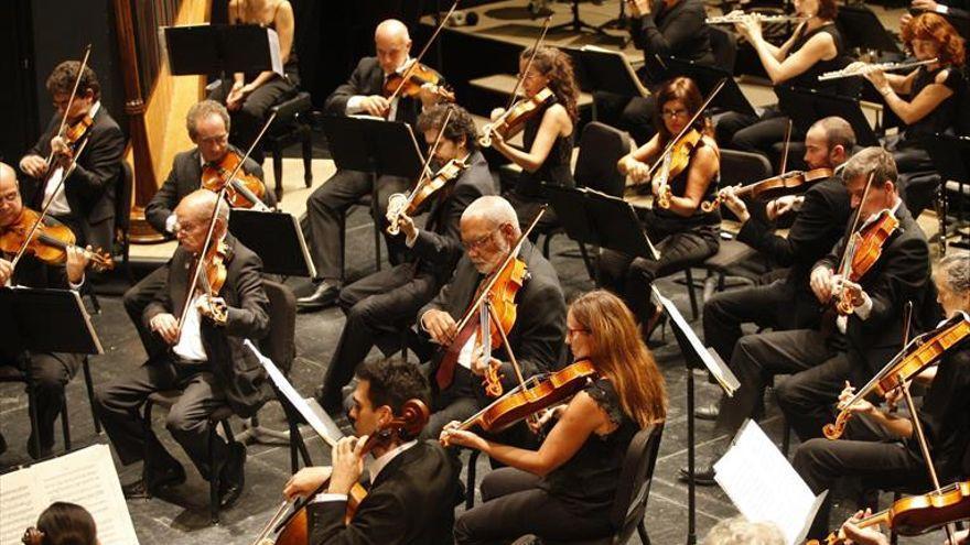 La Orquesta de Córdoba ofrecerá este viernes un concierto al aire libre en la Asomadilla