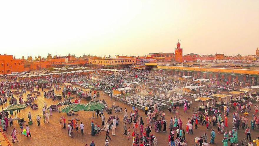 Marrakech, la plaza antes de lo desconocido