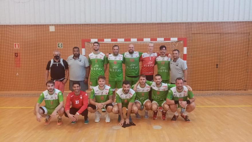 El Sispal Marratxí retoma la Liga ante la Peña Deportiva tras diez días de confinamiento