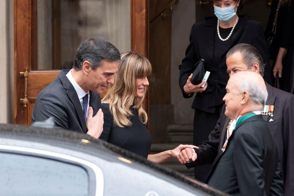 Visita de Pedro Sánchez al Vaticano