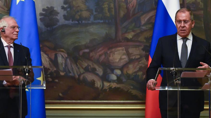 Rússia assegura que està preparada per trencar relacions amb la UE si imposa més sancions contra el Kremlin