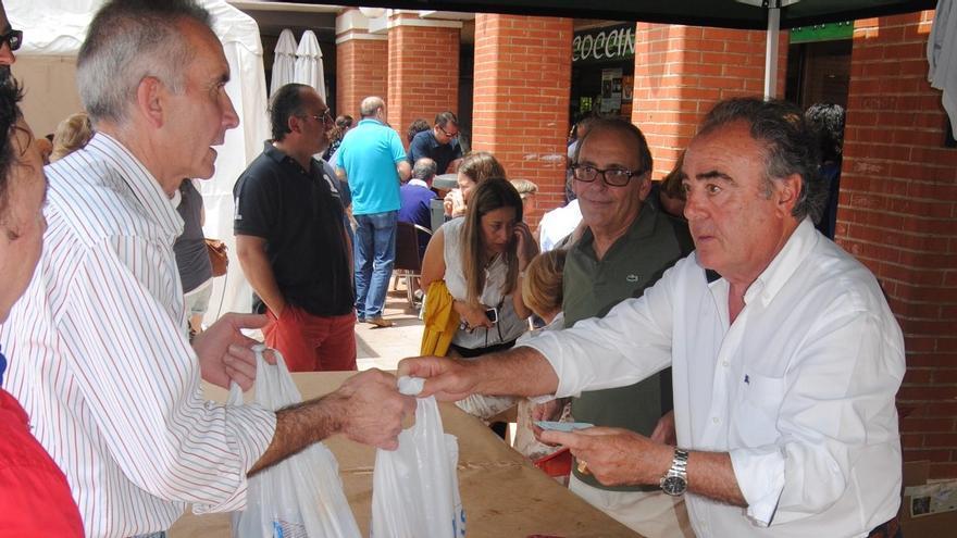 La Fresneda, con sus fiestas canceladas, mantendrá la entrega del bollo