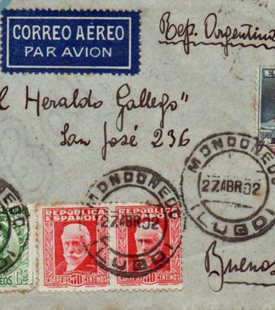 Filatélica: I-II República Española