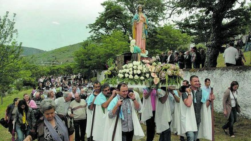 Sin fiestas transfronterizas en los pueblos de la Raya