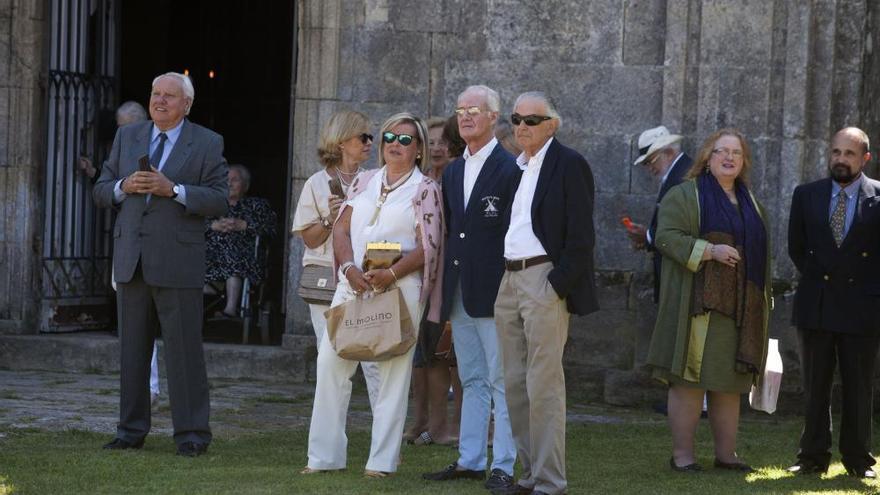 El Versalles gallego celebra su fiesta