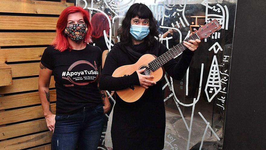 Músicos y artistas promueven acciones para reclamar ayudas y evitar que el sector se hunda