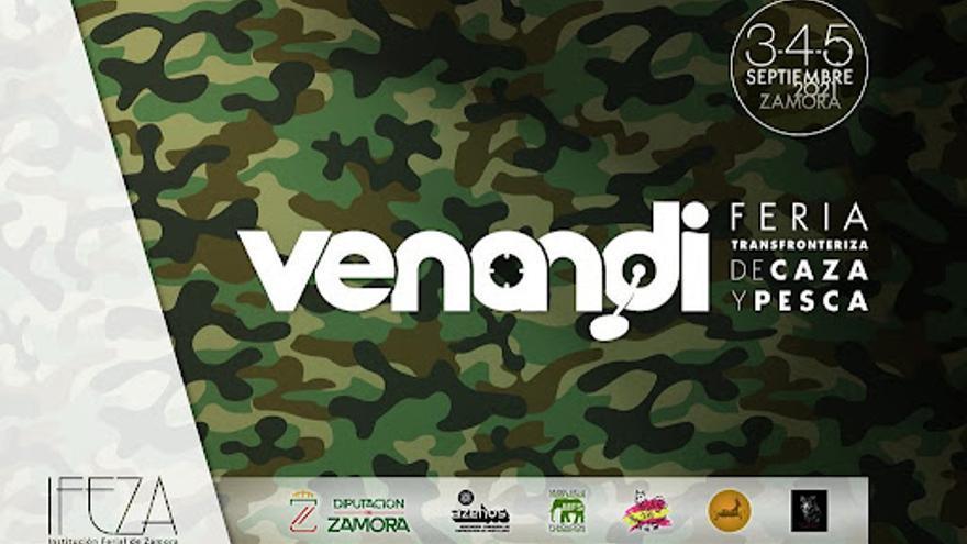 Programa de la Feria de Caza y Pesca de Zamora 'Venandi'
