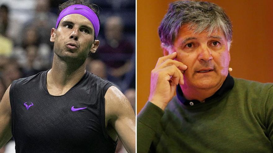 """Toni Nadal: """"En ocasiones fui demasiado duro con Rafa"""""""