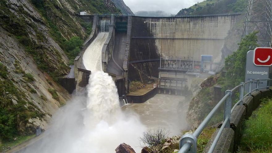 Planean en el Occidente 6 embalses como el de Rioseco para centrales hidráulicas de bombeo