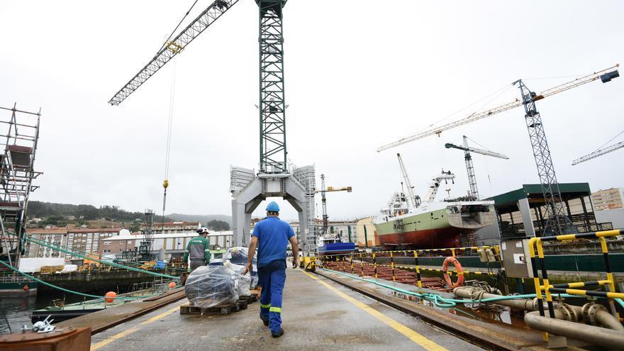 """El naval revive el parón del """"tax lease"""": solo un astillero consiguió contratos en el 2020"""