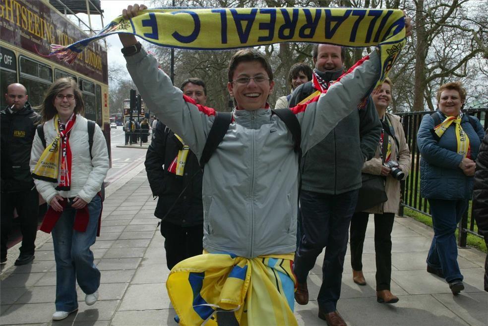¿Te acuerdas de aquella histórica semifinal del Villarreal contra el Arsenal?
