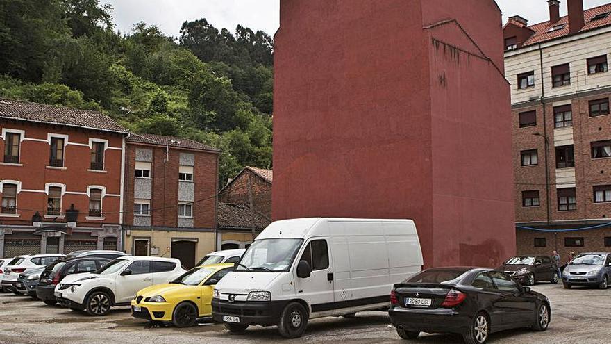 La obra del Palacio de Justicia dejará en Langreo 390.000 euros en impuestos